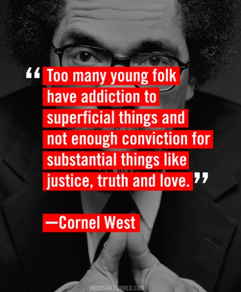 Dr.Cornel West