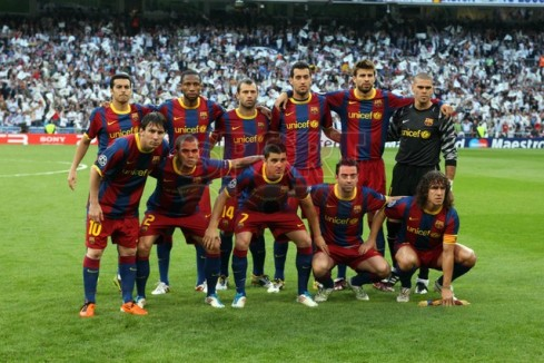 FC Barcelona 2010-2011